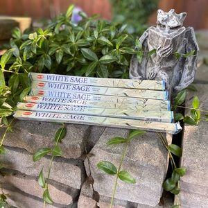 Hem Incense Sticks White Sage 6 Boxes PRICE FIRM